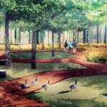Развитие парковых зон Москвы