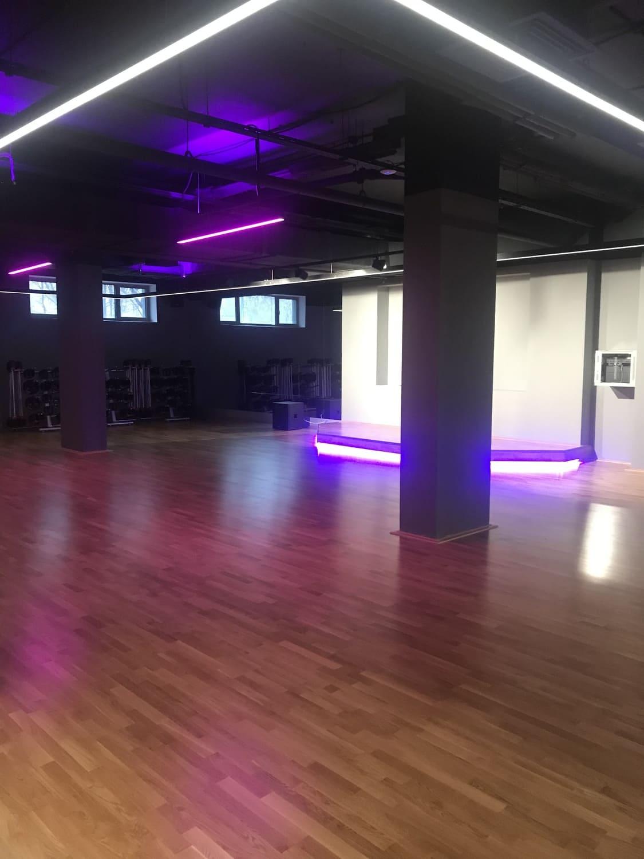Строительный контроль за отделочными работами Фитнес-клуб DDX