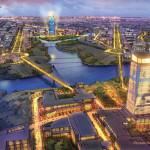 Масштабы застройки «новой» Москвы