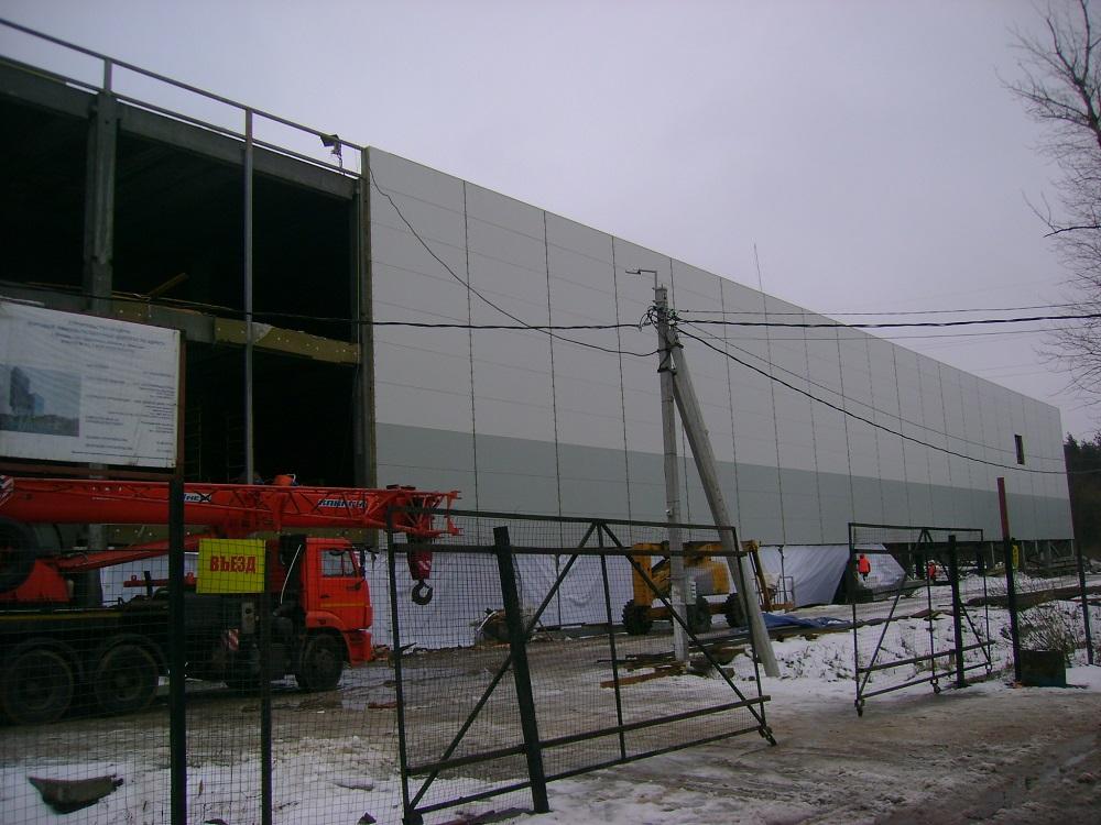 Технический заказчик Москва - Строительство Торгового комплекса ДЕКАТЛОН